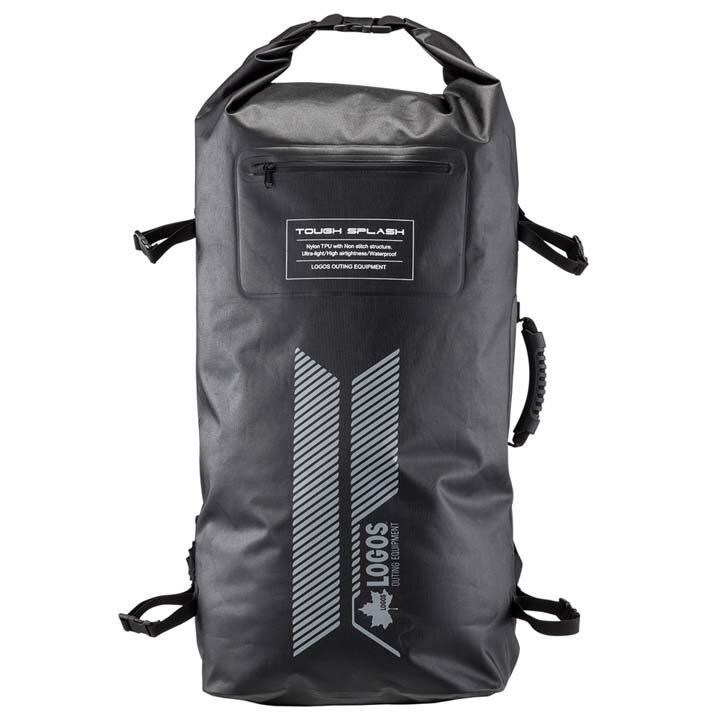 ADVEL SPLASH ビッグダッフルリュック54 88200134鞄 バッグ サック キャンプ ロゴスBAG 【D】:ゆにでのこづち