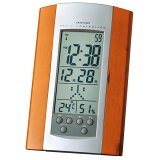 電波時計 8255H電波時計 置き時計 掛け時計 掛け時計 目覚まし時計 時計 カレンダー 温度計 湿度計 電波時計掛け時計 電波時計カレンダー 置き時計掛け時計 掛け時計電波時計 カレンダー電波時計 掛け時計置き時計 アデッソ【D】