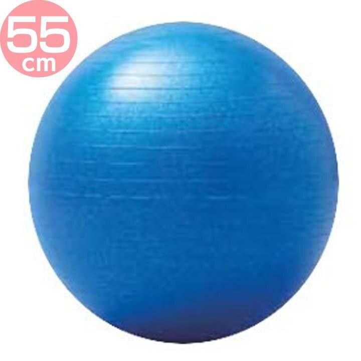 大きいバランスボール 直径55cm NH3031 ボディボール ボール ヨガ フィットネス エクササイズ トレーニング スポーツ 健康グッズ 筋トレ シェイプアップ フィットネススポーツ【D】
