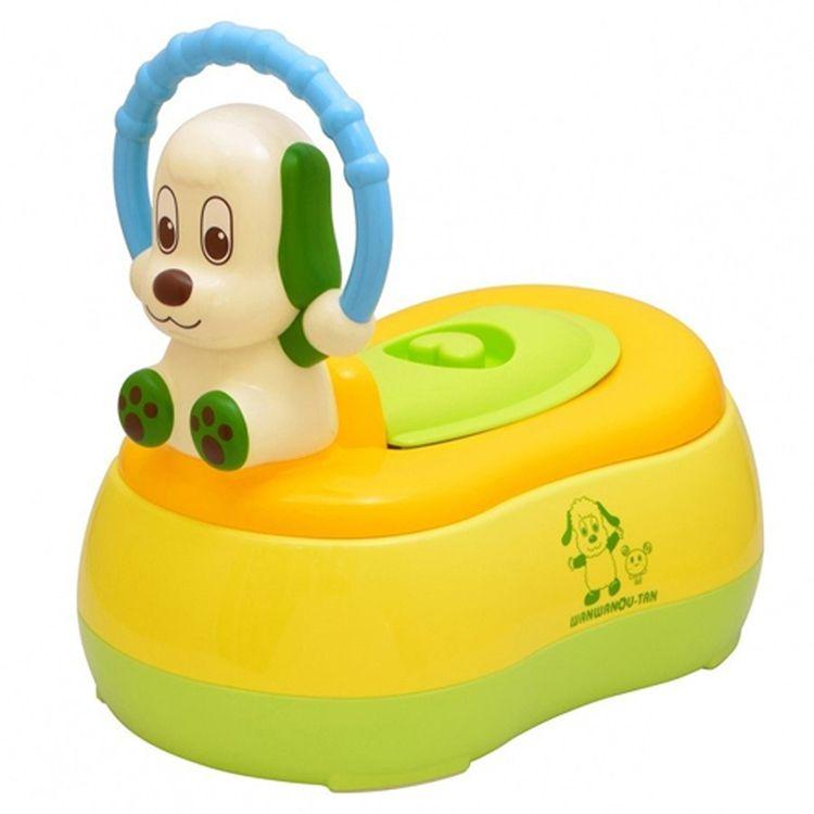 ワンワンのおまる 5240 送料無料 ローヤル おまる ワンワン トイレトレーニング トイトレ 【D】