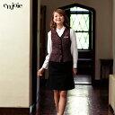 事務服・制服・オフィスウェア ヌーヴォ FS4569 マーメードプリーツスカート 7号・ブラック1