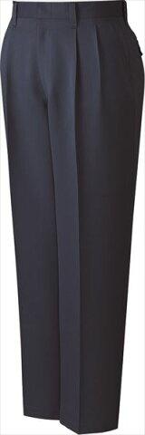 作業服 自重堂Jichodo 80701 エコツータックパンツ・ズボン 帯電防止素材 混紡 綿・ポリエステル