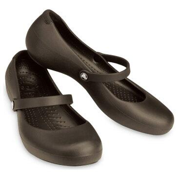 飲食店 靴 クロックス アリスワーク女性用 11050 ストラップ付 ワークシューズ CROCS