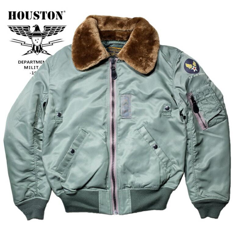 【国産】フライトジャケット『HOUSTON/ヒュ...の商品画像