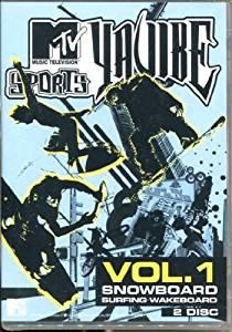 YAVIBE vol.1 ~スノーボード&サーフィン&ウェイクボード編~ [DVD][cb]