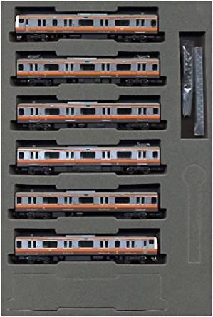 TOMIX Nゲージ E233-0系 中央線 H編成 基本6両セット A 92801 鉄道模型 電車[cb]