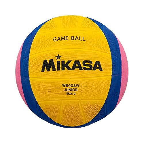 ミカサ 水球 検定球 日本水泳連盟公式試合球 小学校用 W6008W[cb]