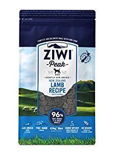 ジーウィーピーク デイリードッグラム454g Ziwi Peak ジーウィピーク100%天然素材の生肉から生まれたドッグフード[cb]