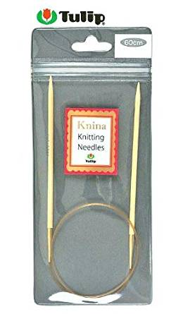 Tulip Knina Knitting Needles 竹輪針 (60cm) 6号 KKJA-6039[cb]