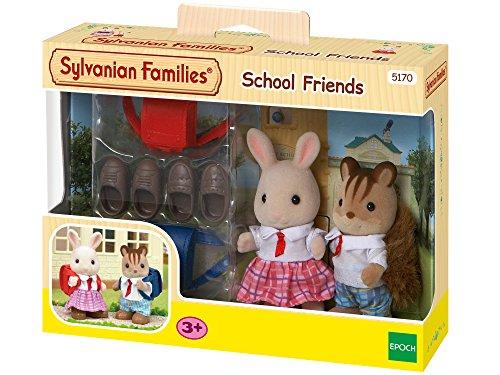 収納, おもちゃ箱 (Friends) - Epoch Sylvanian Families School Friendscb