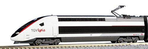 鉄道模型, 電車 KATO N TGV Lyria 10 10-1325 cb