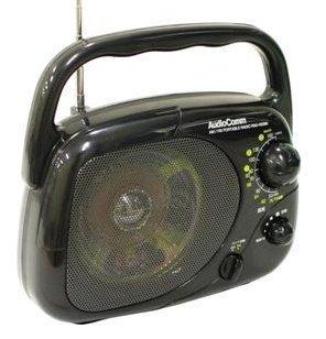 オーム電機 豊作ラジオ RAD-H039N