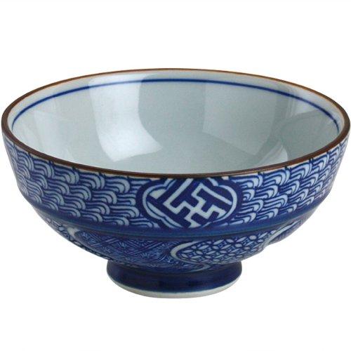 有田焼 京地紋 茶碗(大)
