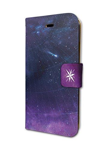planetarian 01 イメージデザイン 手帳型スマホケース iPhone6/6s/7/8兼用画像