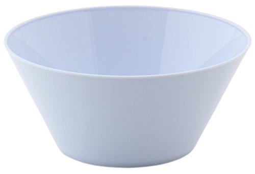 洋食器 ボール ラウンド平底 ペール ポリスチレン ブルー 30741