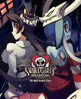SKULLGIRLS 2ND ENCORE -Skull Heart Box-【早期購入特典】オリジナルクリアファイル&フィルム風ステッカー付 - PS Vita