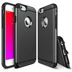 iPhone 7 ケース, Ringke [MAX] (2016モデル国内正規品)ストラップホール付 iPhone 7 衝撃に強い! MAX - Slate Metal
