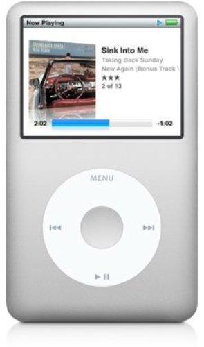 Apple iPod classic 160GB シルバー MC293J/A