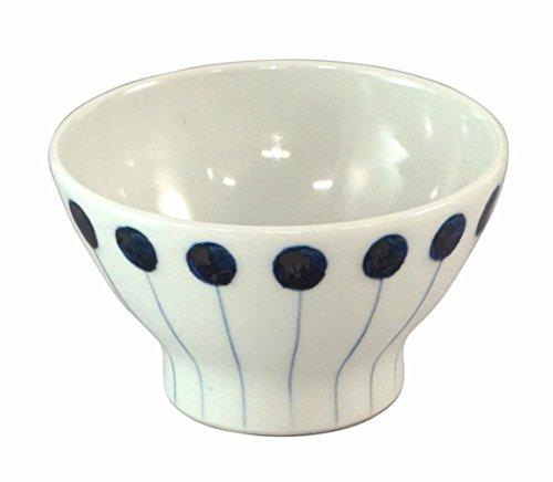 五松園窯 砥部焼 茶碗 小 玉線 956881