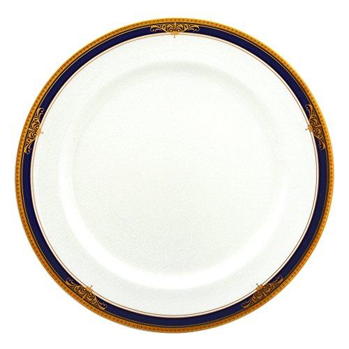 NARUMI ゴールドピア ミートプレート 23cm 8935-1673