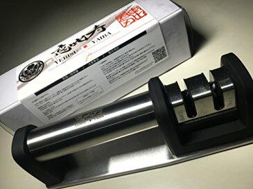 恵比寿刃 (YEBISU YAIBA) 純正 シャープナー 包丁研ぎ器 メーカー保証付き シンプル&簡単