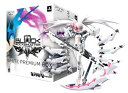 『ブラック★ロックシューター THE GAME ホワイトプレミアムBOX』(限定版:オリジナルフィギュアfigma「WRS」、ブラック★ロックシューターアートワークス、リミテッドサウンドトラック同梱)