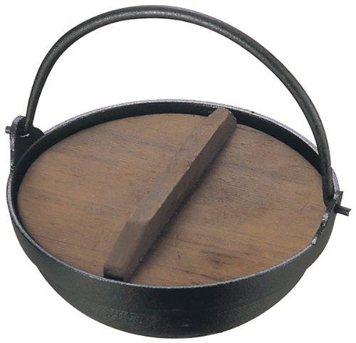 EBM アルミ 田舎鍋 12cm