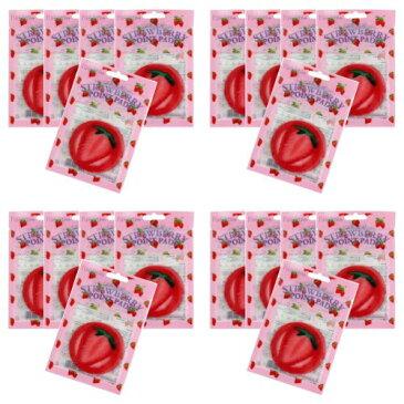 ピュアスマイル ジューシーポイントパッド ストロベリー20パックセット(1パック10枚入 合計200枚)