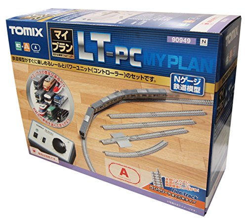 TOMIX Nゲージ マイプラン LT-PC F レールパターンA 90949 鉄道模型 レールセット