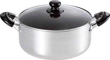 和平フレイズ 大型料理鍋 24cm ささら IH対応 SM-8817