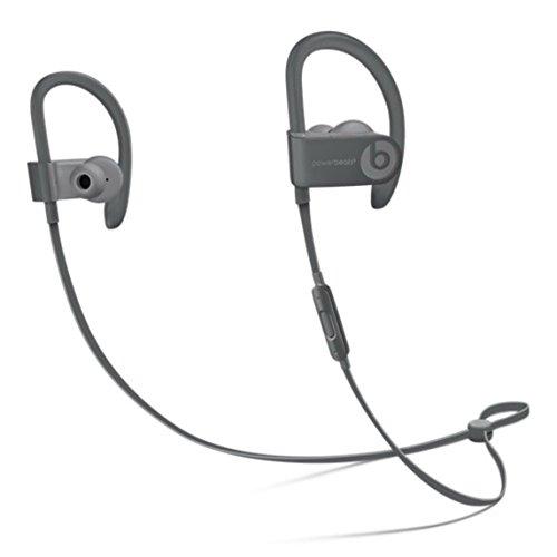 Beats by Dr.Dre ワイヤレスイヤホン PowerBeats3 密閉型 Bluetooth対応 カナル型 耐汗 防沫機能 Neighborhood Collection アスファルトグレー MPXM2PA/A
