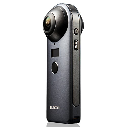 デジタルカメラ, コンパクトデジタルカメラ  360 4KVR OCAM-VRW01BK