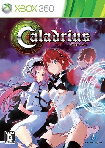 Xbox360, ソフト Caladrius () - Xbox360