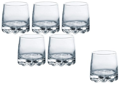 ロックグラス バーゼル 8オールド 235ml×6個セット CB-02135
