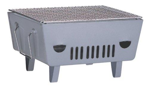 キャプテンスタッグ バーベキュー 焼肉亭小型 バーベキューコンロ [1~2人用] M-6474