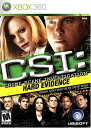 CSI: Hard Evidence (輸入版:北米)