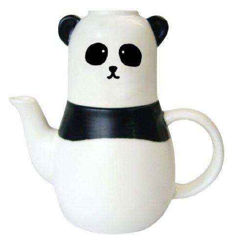 おもしろ食器 パンダの ティーフォーワン SAN2326