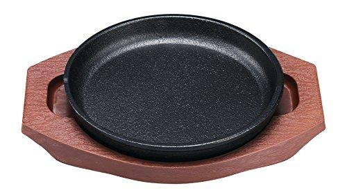 トキワ 鉄ステーキ皿 WP304S
