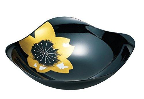 ひとえ 8.0風雅鉢 黒 AMJ-5M-875
