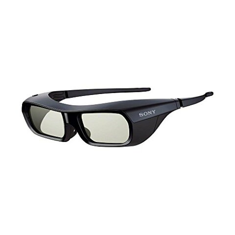 SONY 3D BRAVIA専用メガネ ブラック TDG-BR250-B [並行輸入品]
