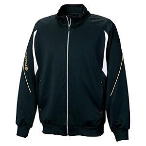 ZETT(ゼット) 野球 トレーニング ジャケット プロステイタス BPRO200S ブラック O