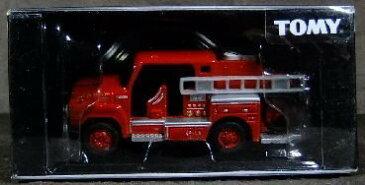 トミカリミテッド 0077 いすゞ ポンプ消防車