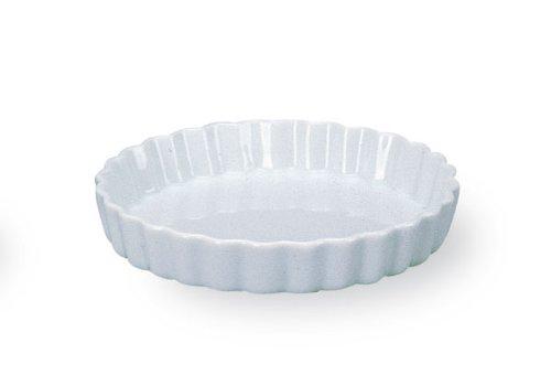 丸型 パイ皿 18cm タルト キッシュ オーブンOK 日本製
