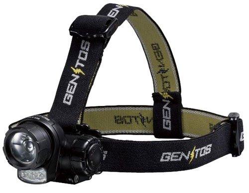 ジェントス LEDヘッドライト  HLX-339