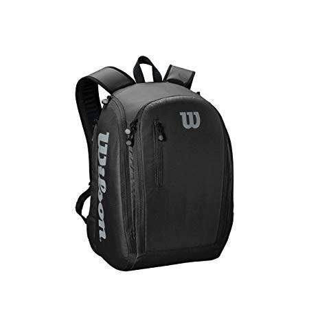 Wilson(ウイルソン) テニス バッグ バドミントン ラケットバッグ TOUR BACKPACK(ツアーバックパック) ラケット2本収納可能[un]