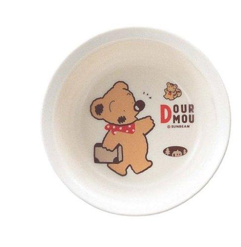 DAIWA(台和) メラミンお子様食器「デュールムー」 丸小鉢 MC-35-DM