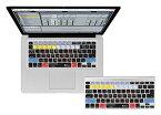 KB Covers MacBook Air MacBook Pro用 Ableton Liveキーボードカバー(QWERTYレイアウト) 17712