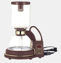 TWINBIRDサイフォン式コーヒーメーカーカフェタウンCM-851BR[un]