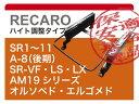 [レカロ]RK1/RK2 ステップワゴン(3ポジション)用シートレール...