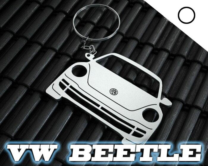 [Volkswagen]VW ニュービートル型キーチェーン